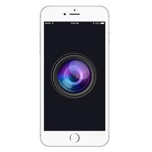 iPhone 8 främre kamera